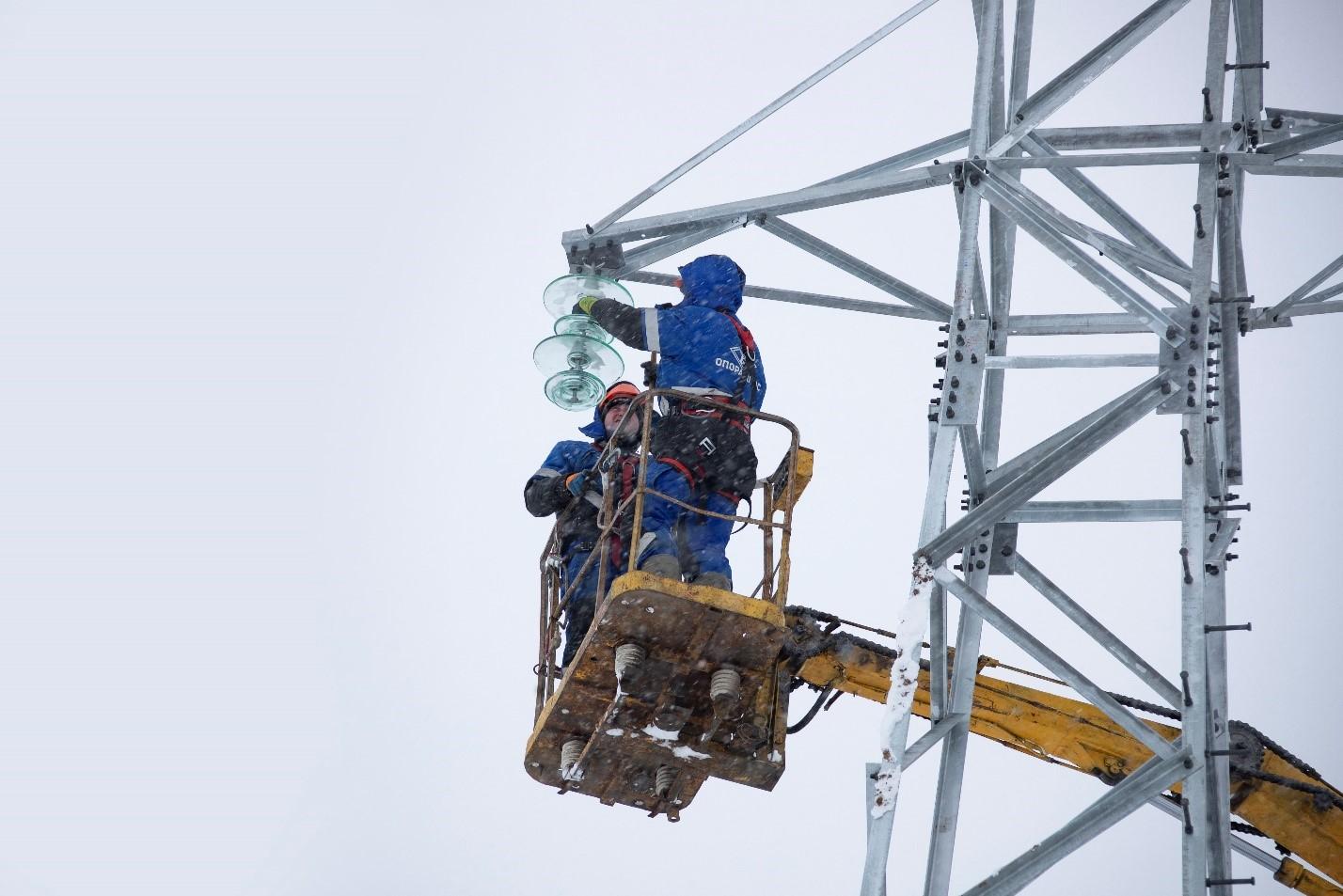 ремонт сетей электроснабжения и оборудования подстанций в Татарстане